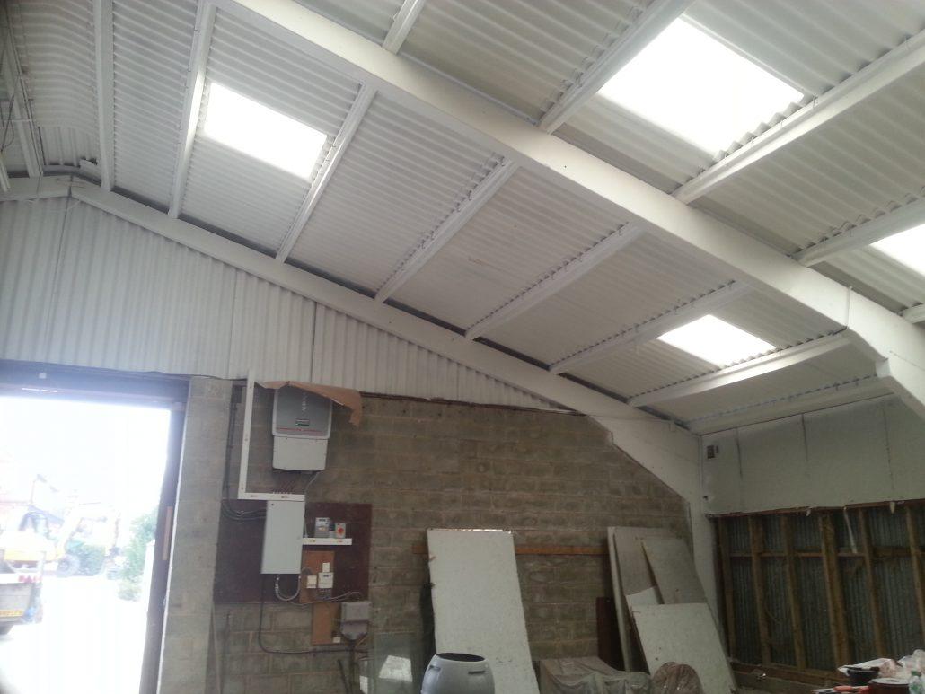 Asbestos Roof Repair The Long Term Solution Elite