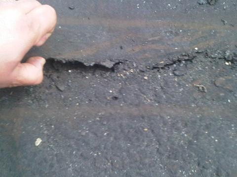 Flat roof failure